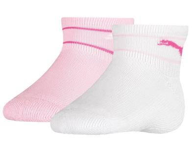 f4c2980c4e0 Puma 205204001 Σετ 2 ζευγάρια κάλτσες Ροζ Puma