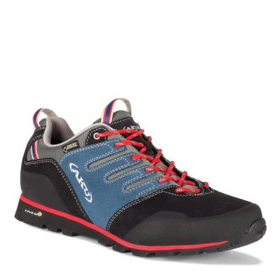 3bc2e5418ac Παπούτσια Πεζοπορίας AKU ROCK LITE II GTX ΜΑΥΡΟ-ΜΠΛΕ