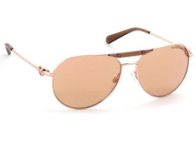 f33618da54 Γυαλιά ηλίου Michael Kors MK 5001 Zanzibar 1003 R1 Ροζ Χρυσό Ροζ Χρυσός  Καθρέφτη