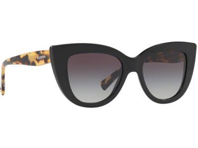 aec79949a0 Γυαλιά ηλίου Valentino VA 4025 50018G Μαύρο Γκρι Ντεγκραντέ (50018G) PC  Lenses 1
