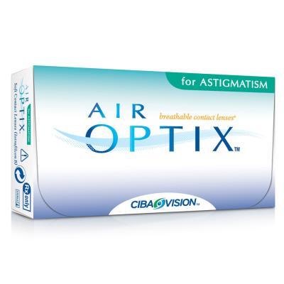 186ea98f1d Alcon (Ciba Vision) Air Optix for Astigmatism Μηνιαίοι Αστιγματικοί Φακοί  Επαφής