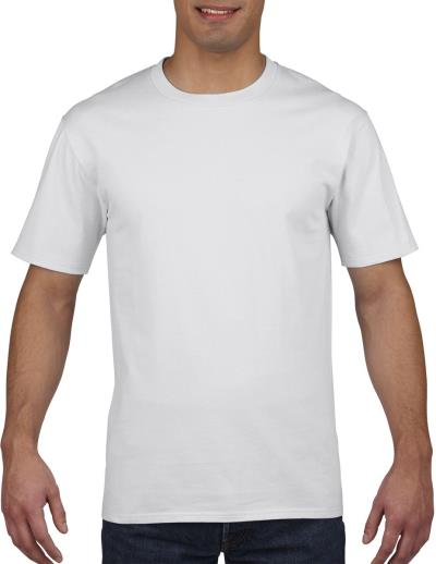49a51b37a36c Βαμβακερο T-Shirt Gildan 4100 - White