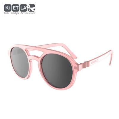 c7dcaec116 KiETLA Γυαλιά Ηλίου 6-9 ετών CraZyg-Zag SUN PiZZ Pink