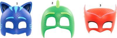 PJ Masks Μάσκα Ήρωα-3 Σχέδια PJM08000 cbbc23bfec7