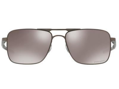 d63bd27679 Γυαλιά ηλίου Oakley Gauge 6 TI OO 6038 06 Prizm Polarized Σκούρο Ασημί  Μαύρος Κα