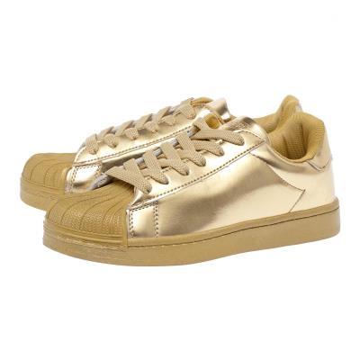 83de3f7eff1 γυναικεία χρυσο 36 loafers - Totos.gr