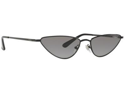 e98c7dc28e Γυαλιά ηλίου Vogue VO 4138S 352 11 Μαύρο Γκρι Ντεγκραντέ (352 11)  Πολυκαρβονικός