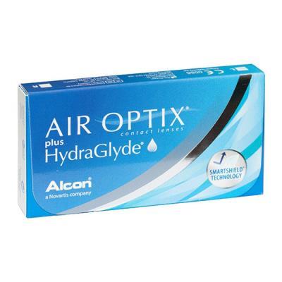 063c77bb2f Alcon (Ciba Vision) Air Optix Plus Hydraglyde Μηνιαίοι Φακοί - Επαφής (6  φακοί)