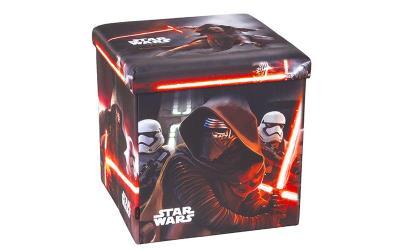 581355ea9d1 Παιδικό Σκαμπό Πτυσσόμενο με Αποθηκευτικό Χώρο με θέμα Star Wars της  Lucasfilm L