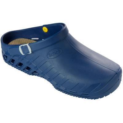 Dr Scholl Shoes Clog Evo Μπλε Επαγγελματικά Παπούτσια e6ea466bf69