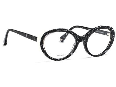 bbf0405678 Γυαλιά οράσεως GiGi Barcelona 6260 1 Nadine Μαύρο Λευκό (6)