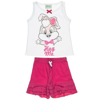 bf7ca7f2eae Πυτζάμα Lola Bunny (12-30 μηνών) 00390094 ΛΕΥΚΟ