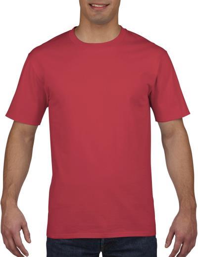 e7b5ab57b913 Βαμβακερο T-Shirt Gildan 4100 - Red