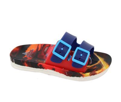 Καλοκαιρινές Παιδικές Παντόφλες Μπλε A-53BL 3bed2968c71