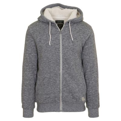 44266bac1d8 JACK & JONES MJJVBRENT SWEAT JACKET - 12122902-GREY MEL GREY