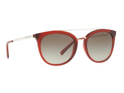 Γυαλιά ηλίου Armani Exchange AX 4068S 8241 8E Κόκκινο Πράσινο Ντεγκραντέ  (8241 8 d5b04778edd