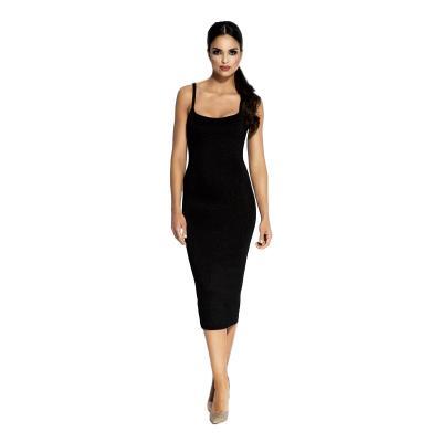 60028 DR Μίντι μεταλιζέ φόρεμα - Μαύρο 5c9a981a43f