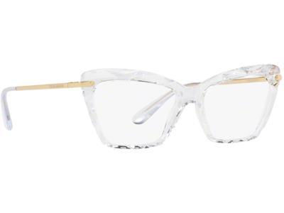 0c82bd244d Γυαλιά οράσεως Dolce Gabbana DG 5025 3133 Διάφανο Χρυσό (3133)