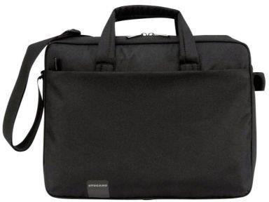 cf3bf0bffe9 TUCANO COMFORTS BAG BSTP ΤΣΑΝΤΑ ΓΙΑ MACBOOK PRO 15 and NOTEBOOK 15.6 ΜΑΥΡΗ