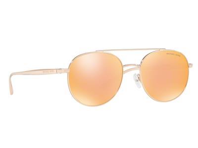 eeef9cd2c0 Γυαλιά ηλίου Michael Kors MK 1021 Lon 1116 7J Ροζ Χρυσό Ροζ Χρυσός Καθρέφτης  (11