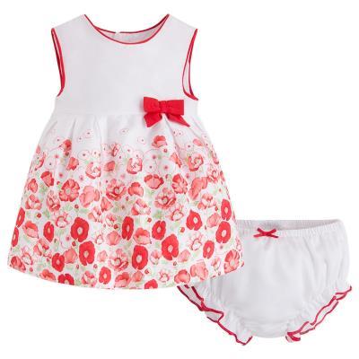102c64f363b Mayoral 28-01826-065 Φόρεμα σταμπωτό 1826 Κόκκινο Mayoral