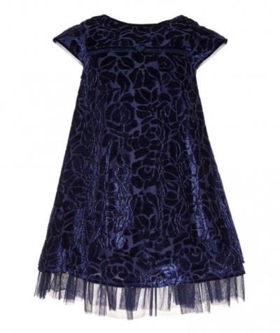 8dc2913ac62 Marasil 21712170 Παιδικό φόρεμα Μπλε Marasil