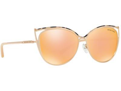 9951310ee9 Γυαλιά ηλίου Michael Kors Ina MK 1020 1165 7J Ροζ Ταρταρούγα Ροζ Χρυσό Ροζ  Χρυσό