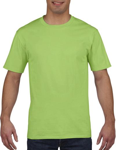 01e1535d11dc Βαμβακερο T-Shirt Gildan 4100 - Lime