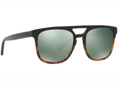 ef5f3e4a35 Γυαλιά ηλίου Polo Ralph Lauren PH 4125 5260 6R Μαύρο Καφέ  Ταρταρούγα Πράσινος Κα