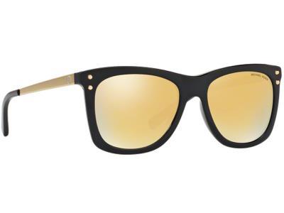 Γυαλιά ηλίου Michael Kors Lex MK 2046 3160 7P Μαύρο Χρυσό Χρυσός Καθρέφτης  (3160 0bf82fed48d
