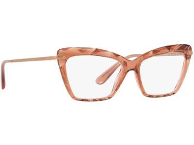 Γυαλιά οράσεως Dolce Gabbana DG 5025 3148 Ημιδιάφανο Ροζ Ροζ Χρυσό (3148) 3be4a8c9cf0