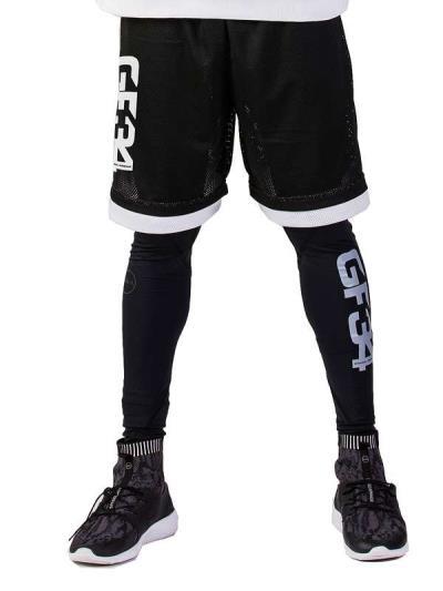 GSA GREEK FREAK Basketball Shorts Jet Black eb4869fe512