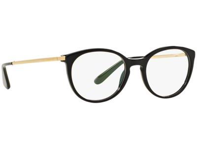 ea8ac1d539 Γυαλιά οράσεως Dolce Gabbana DG 3242 501 Μαύρο Χρυσό (501)