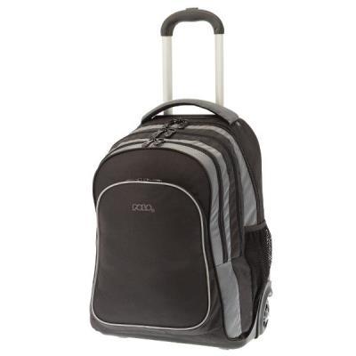 eb8abca866 Τσάντα Σχολική τρόλλευ POLO compact (μαύρο) 901177-02-00 POLO (901-177-02-00 )