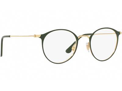 Γυαλιά οράσεως Ray-Ban Rx 6378 2908 Χρυσό Πράσινο (2908) 12324a5da57