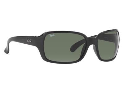 Γυαλιά ηλίου Ray-Ban RB 4068 601 Μαύρο Πράσινος (601) Κρύσταλο 100% UV  Προστασία 4f92ce5fd79