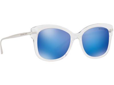 Γυαλιά ηλίου Michael Kors Lia MK 2047 3015 25 Διάφανο Ασημί Μπλε Καθρέφτης  (3015 6e2dfb166ff