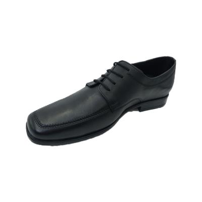 b3de9fa05a0 Ανδρικό casual δερμάτινο παπούτσι με κορδόνι 8829 Μαύρο