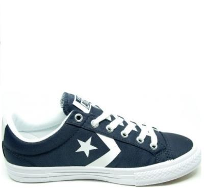 5852eb0fac0 CONVERSE CONVERSE STAR PLAYER OX 655408C ATHLETIC NAVY/WHITE/WHITE