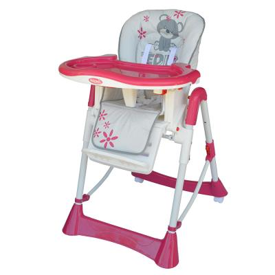 35f3ccd1380 Bebe Stars Καρέκλα Φαγητού Prince Pink 871-185