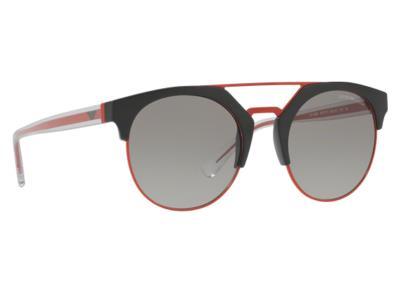 Γυαλιά ηλίου Emporio Armani ΕΑ 4092 5017 11 Μαύρο Κόκκινο Γκρι Ντεγκραντέ  (5017  ea96240f0a6