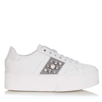 Grumman 99071 Λευκά Γυναικεία Sneakers Grumman 99071-24 05a59685a13