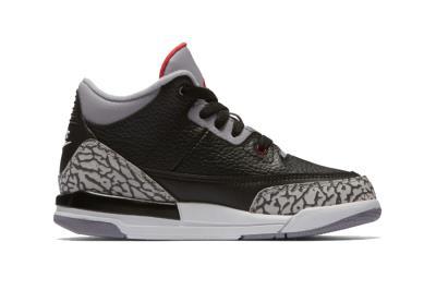 Παιδικά Προπαιδικά Παπούτσια Nike Air Jordan Retro 3 PS baba17713d4