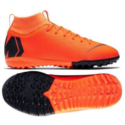 new style 86d4c aeb67 Nike Mercurial SuperflyX 6 Academy GS TF Jr AH7344-810