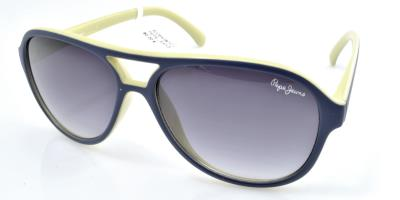 a59b07bfb7 Sunglasses Pepe Jeans PJ 8026 Aiden C2 Kid Blue Aviator Gradient