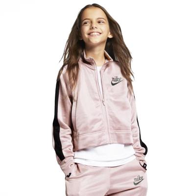06baa72c869 Nike Sportswear Kids Jacket - Παιδική Ζακέτα AQ8857-516 - PLUM  CHALK/BLACK/REFLE