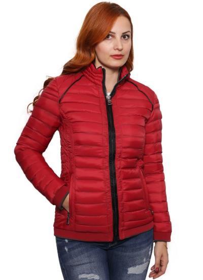 b6b6e587e3f5 γυναικεία κοκκινο xl μπουφαν πανωφορι - Totos.gr