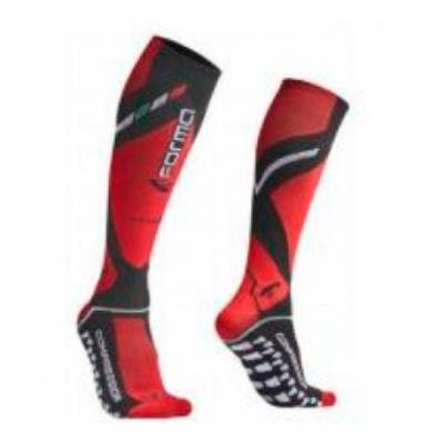 Forma Κάλτσες Off Road FORX430 Μαύρο Κόκκινο abdfea99fd0