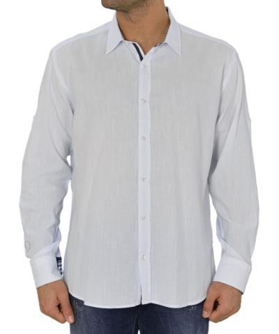 72a0726204e7 ανδρικά ασπρο πουκαμισα ενδυση - Totos.gr