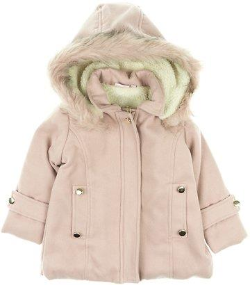 Εβίτα παιδικό παλτό με γούνα «Timeless» 7392a3c8e80